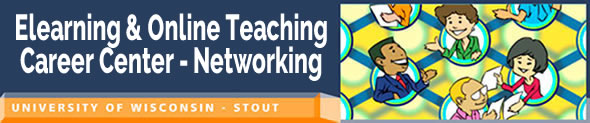 use professional networking to find online teaching jobs